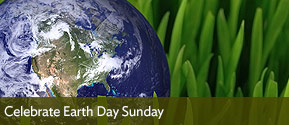 Celebrate Earth Day Sunday