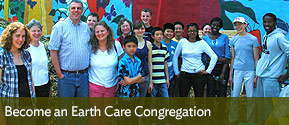 Become an Earth Care Congregation