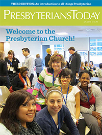 Cover of 2010 Special Issue of Presbyterians Today