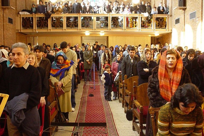 Middle Eastern Christians trace their faith traditions to the Apostolic age.