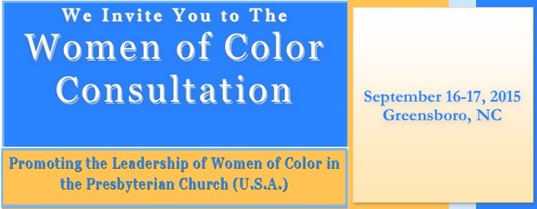 Women of Color Consultation Save the Date