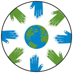earth care symbol