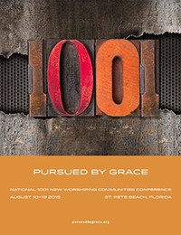 Pursued by Grace Conference