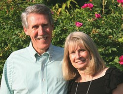 Photo of Rich and Marilyn Hansen.