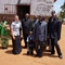 Some of the wonderful synod staff and clergy of CCAP-Zambia