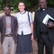 Kari with recent graduates of Chasefu Theological College