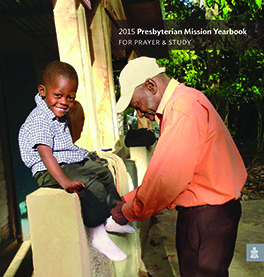 Cover 2015 Presbyterian Mission Yearbook