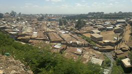 Kibera Photo by Brenda Harcourt