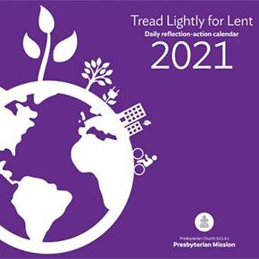 tread lightly lent devotional