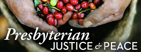 Compassion, Justice and Peace newsletter banner