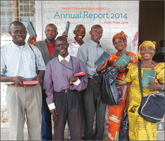 2014 Annual Report of the Presbyterian Mission Agency