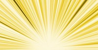 yellow rays of light