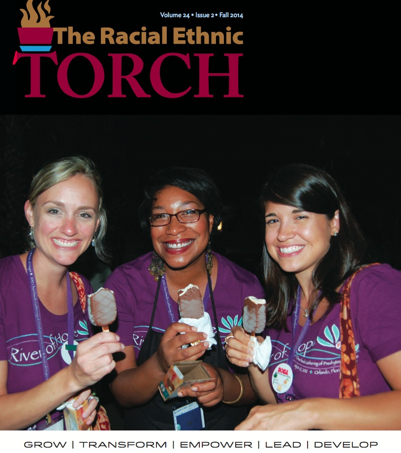 Fall 2014 Torch cover