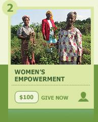 Women's Empowerment = $100