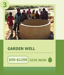 Garden Well = $50-$1250