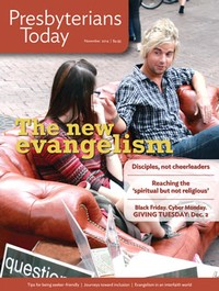 Presbyterians Today Evangelism Issue