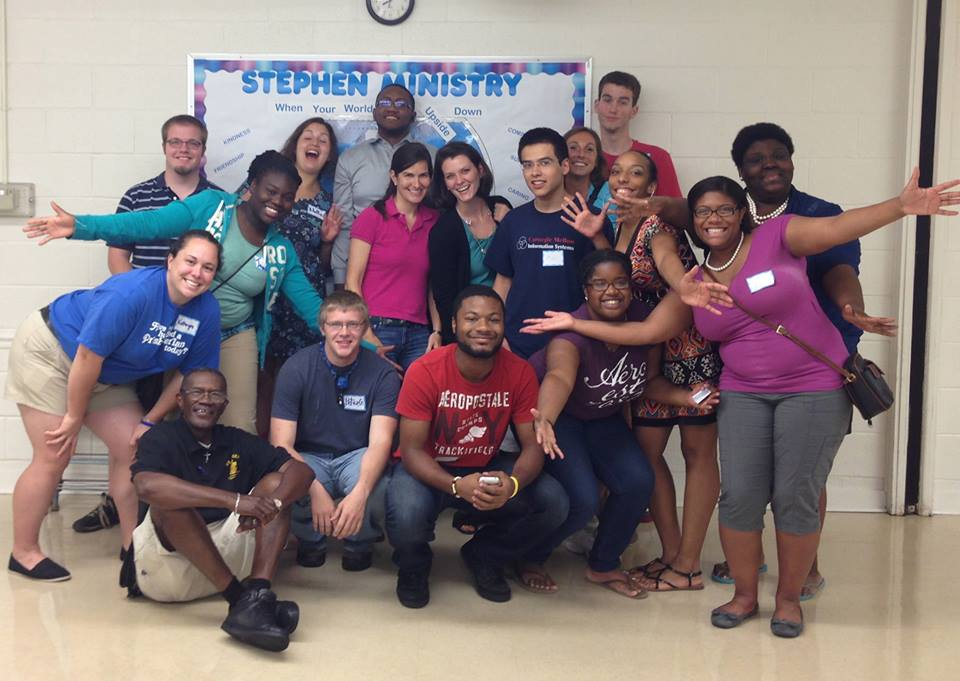 UKirk Ministries of Greensboro's summer program series participants