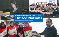 Presbyterian Ministry at the United Nations