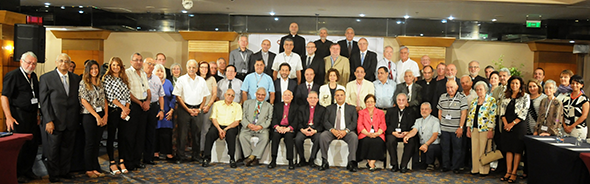 The Fellowship of Middle East Evangelical Churches brings together Protestant denominations throughout the Middle East.