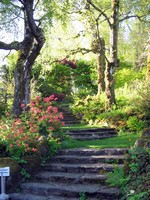 Grounds of Menucha Retreat Center, OR