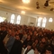 Syrian Christians displaced by the fighting in Homs gather in a church near Fairouzeh. Photos courtesy of the National Evangelical Synod of Syria and Lebanon.